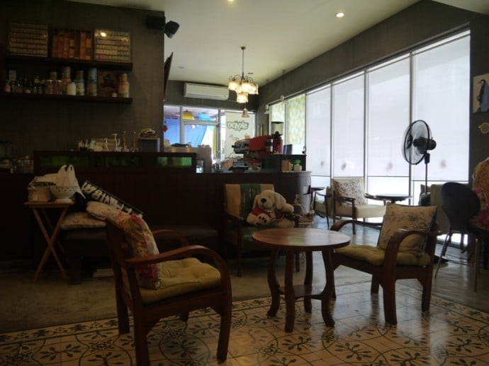 Blue Moon Cafe, Hua Hin