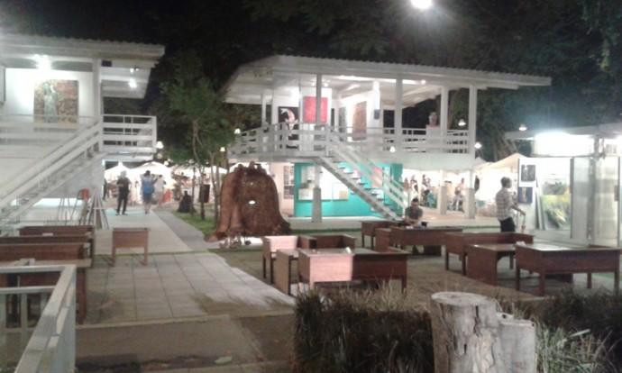 Cicada Art Factory, Hua Hin