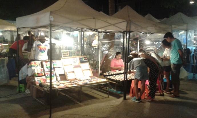 Art A La Mode Zone, Cicada Market, Hua Hin