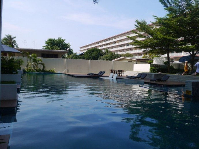 Swimming Pool At Tira Tirra Condo, Hua Hin