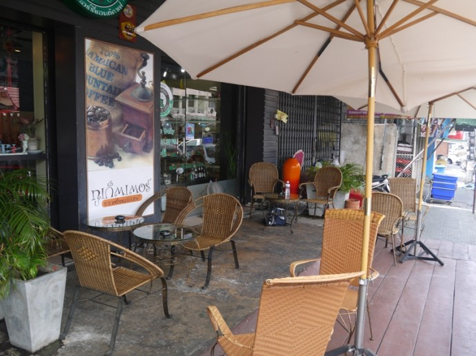 Together Bakery & Cafe, Hua Hin