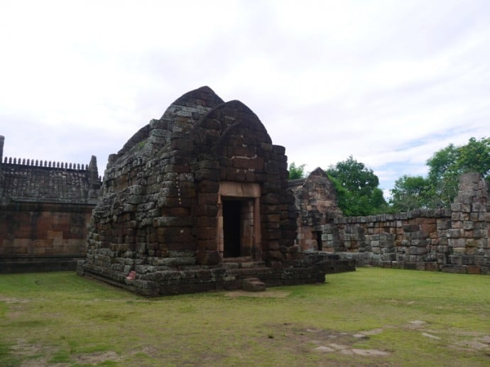 Library At Phanom Rung