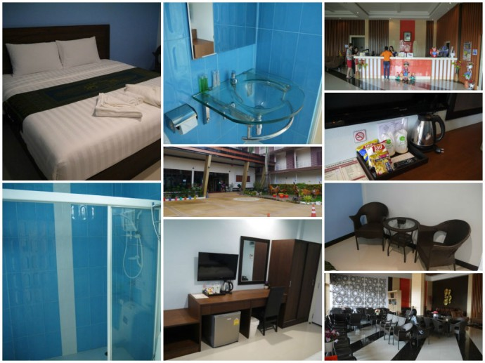 Our Hotel In Bueng Kan - BK Place Hotel