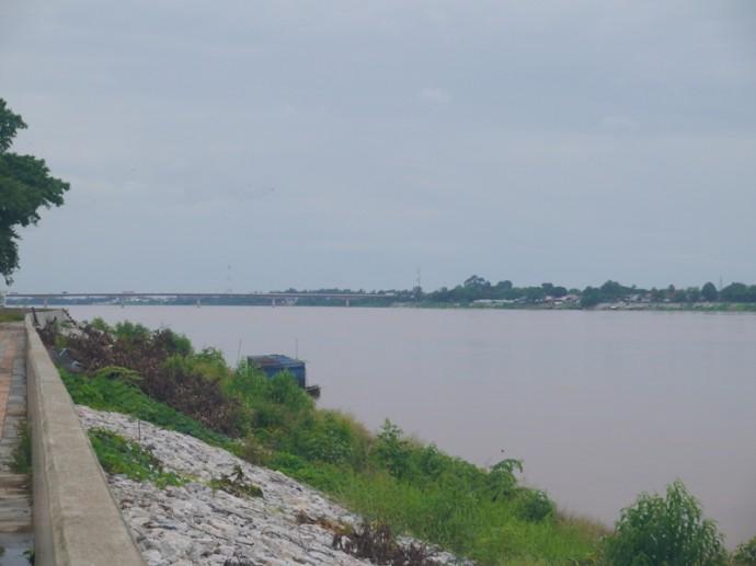 The First Thai-Lao Friendship Bridge, Nong Khai