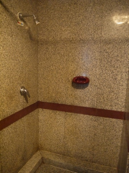 Shower At Maneerote Hotel, Surin