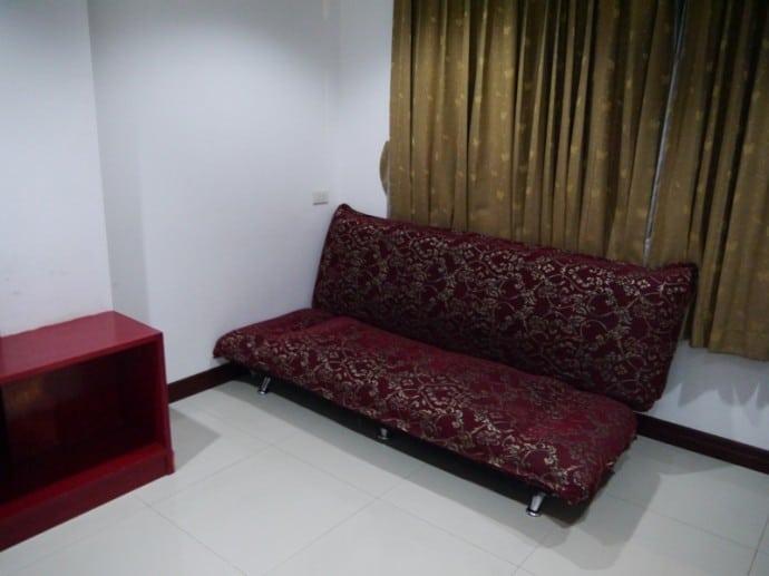 Sofa At Phanthipha Residence, Khon Kaen, Thailand