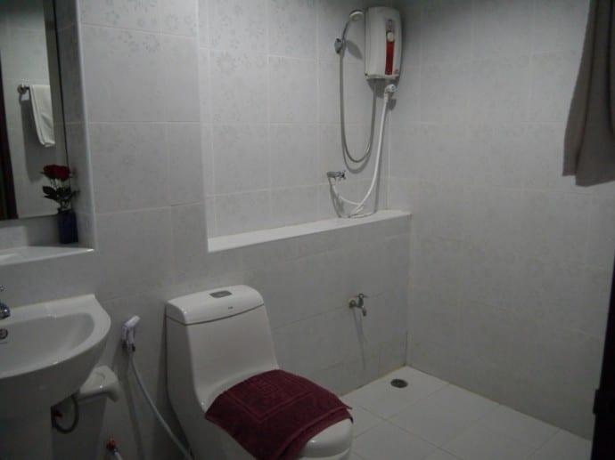 Bathroom At Phanthipha Residence, Khon Kaen