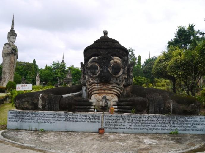 Sala Kaew Ku Sculpture Garden, Nong Khai, Thailand