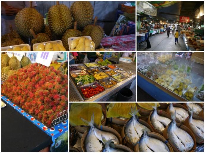 Talat Noi Ruen Rom, Surin, Thailand