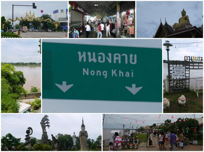Things To Do In Nong Khai. Thailand