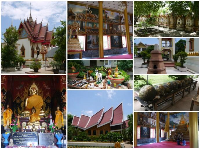 Wat Buraparam, Surin, Thailand