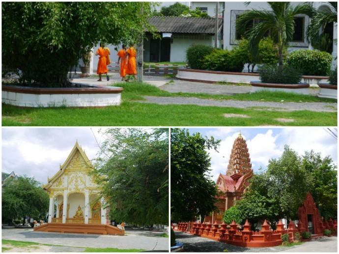 Wat Sala Loy, Surin, Thailand