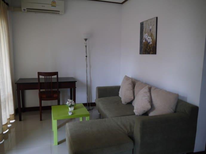 Sitting Area Of Executive Suite At AV Hotel, Vientiane