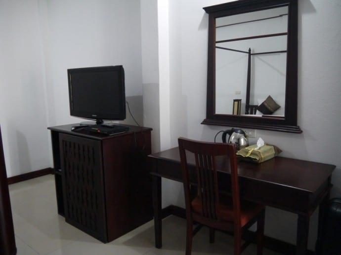 Bedroom At AV Hotel, Vientiane
