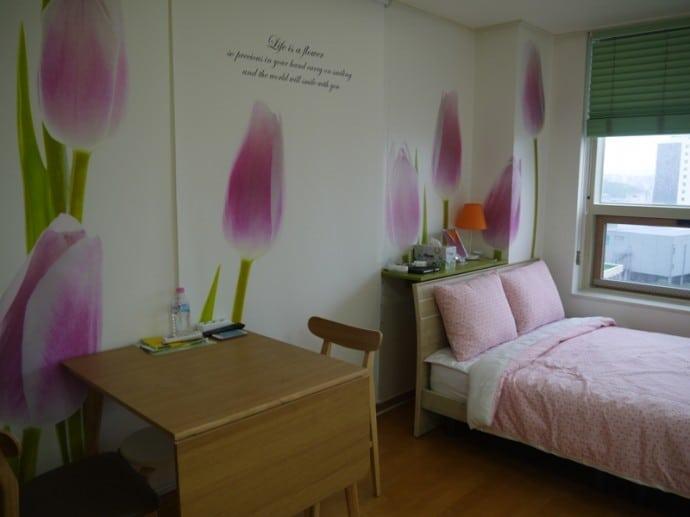 Charm #3 Apartment, SK Hub, Seoul, South Korea