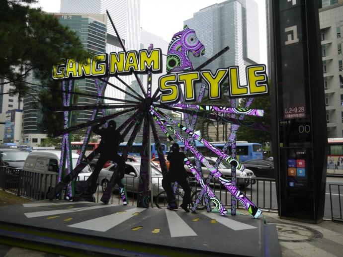 Gangnam Style In Gangnam, Seoul