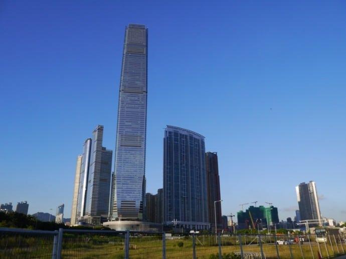 Sky100 On 100th Floor Of International Commerce Centre, Hong Kong