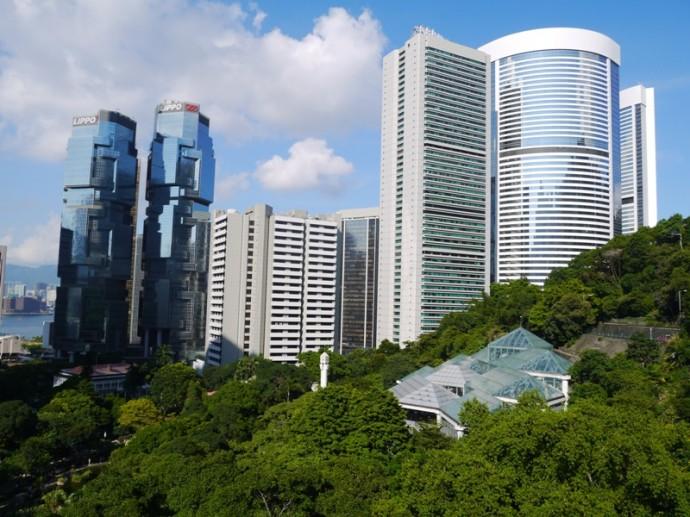 Hong Kong Park, Hong Kong Island