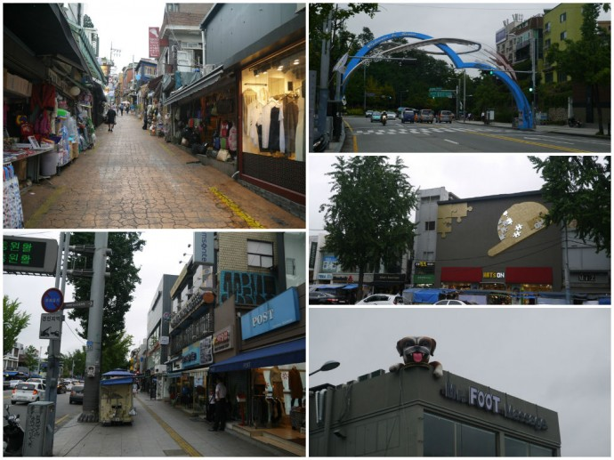 Itaewon, Seoul, South Korea