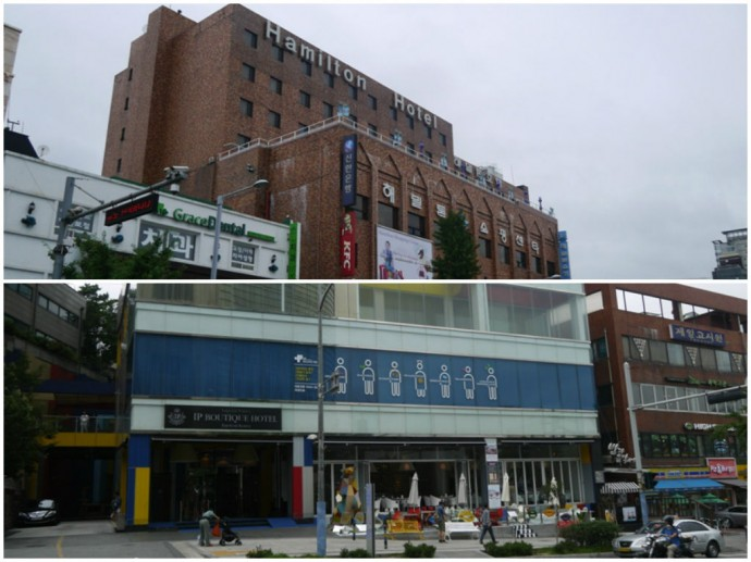 Hotels In Itaewon, Seoul