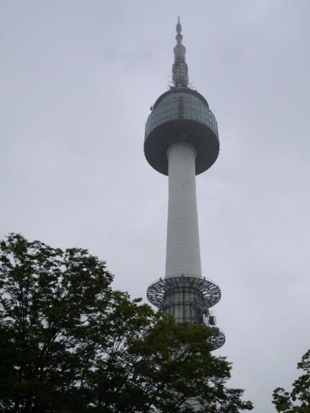 N Seoul Tower, Namsan Park, Seoul
