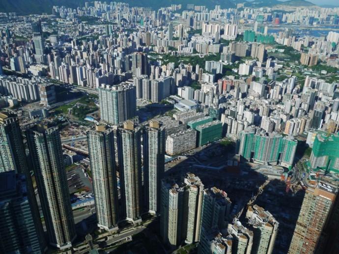 More Kowloon Skyscraper