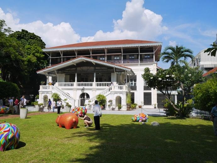 French Ambassador's Residence, Bangkok