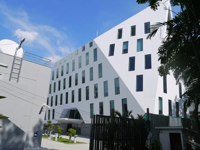 French Embassy, Bangkok