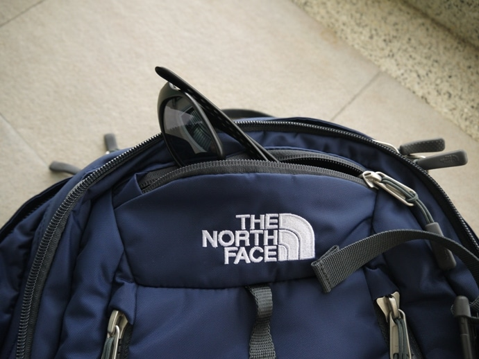 The North Face Surge II Daypack - Glasses Compartment