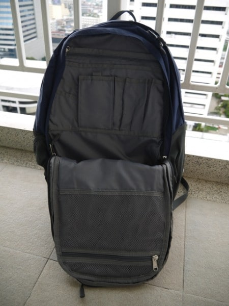 The North Face Surge II Daypack - Main Compartment