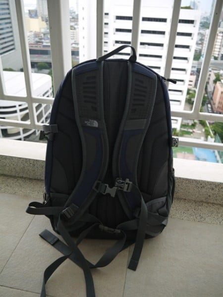 The North Face Surge II Daypack - Padded Back & Straps