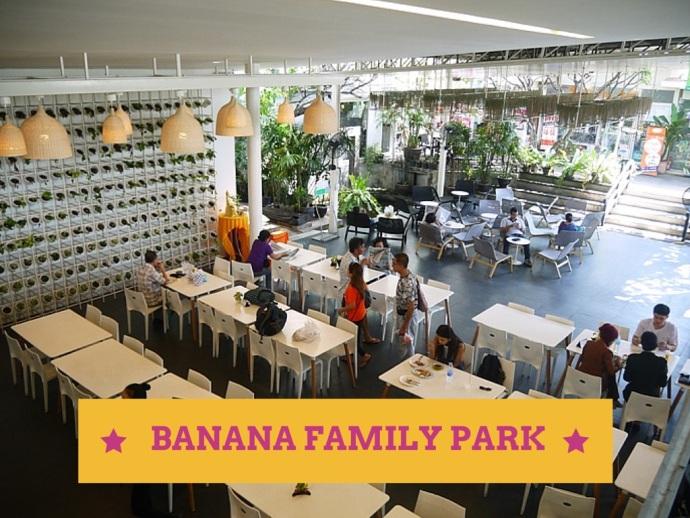 Banana Family Park Vegetarian, Ari, Bangkok