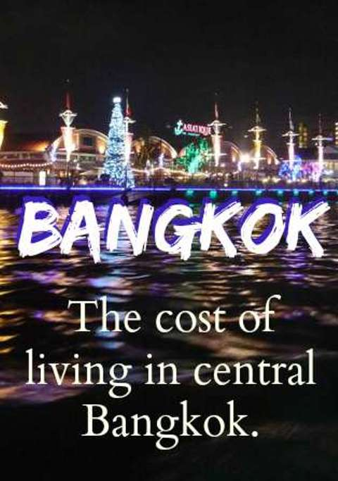 The Cost Of Living In Bangkok. Thailand