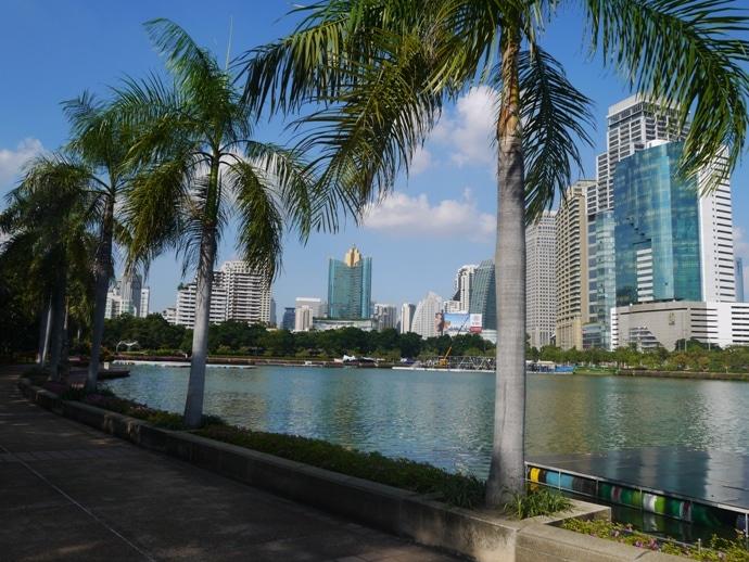 Bangkok parks, Benjakitti Park