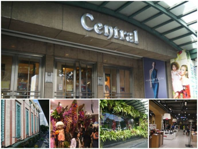 Central Chidlom, Bangkok