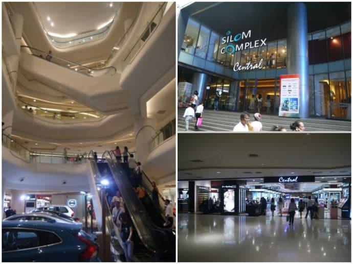 Central Silom Complex, Bangkok