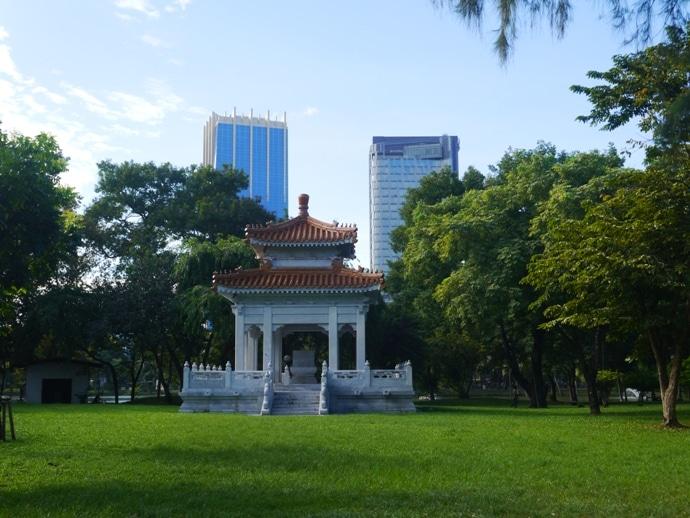 Bangkok parks, Lumphini Park