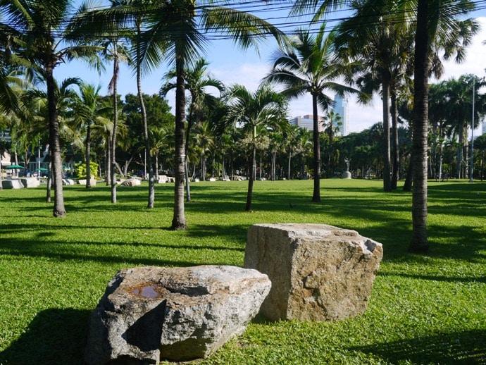A Very Peaceful Lumphini Park On A Friday Morning