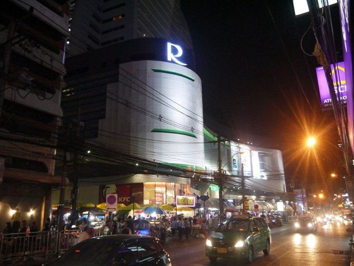 Robinson Department Store, Near Saphan Taksin BTS Station