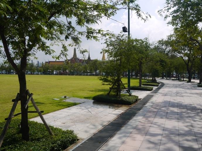 Bangkok parks, Sanam Luang Park