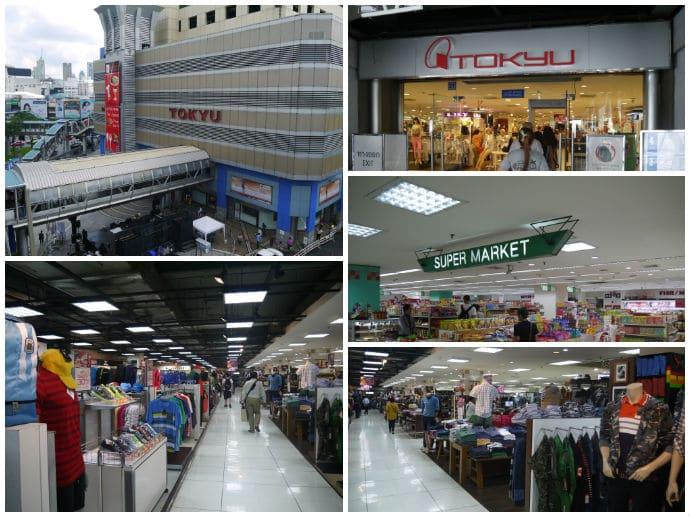 Tokyu Department Store, Bangkok