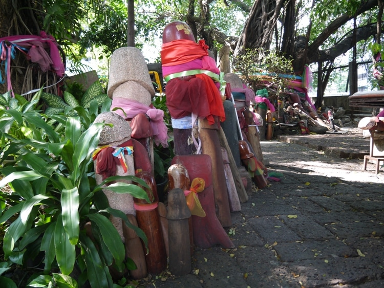The Penis Shrine, Bangkok