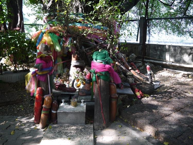 Chao Mae Tuptim Shrine, Swissotel Bangkok Hotel