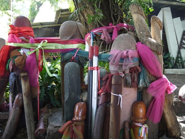 Phallic Shrine, Bangkok
