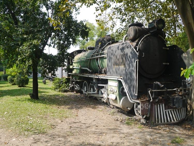 Rot Fai (Railway) Park, Bangkok