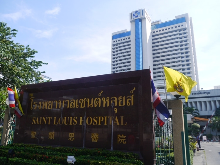 Saint Louis Hospital Bangkok