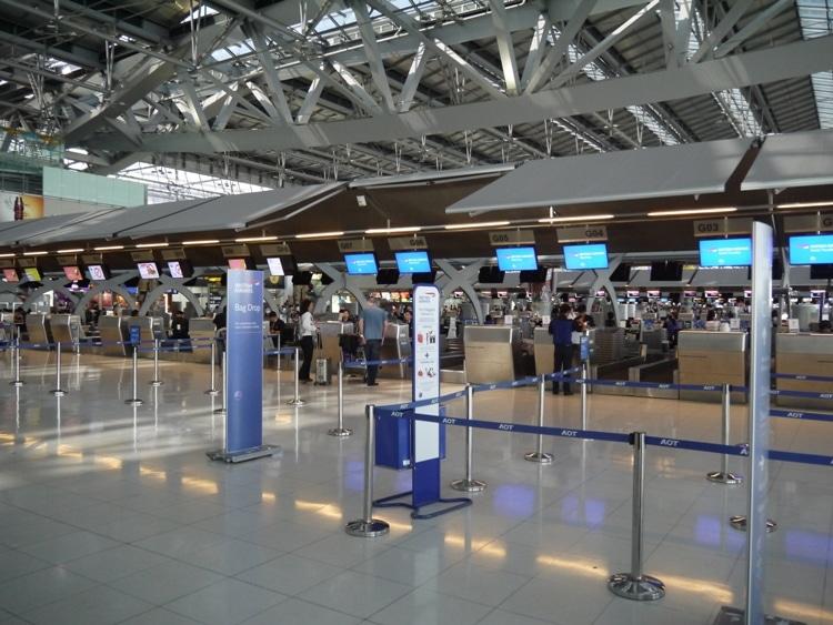British Airways From Bangkok To London