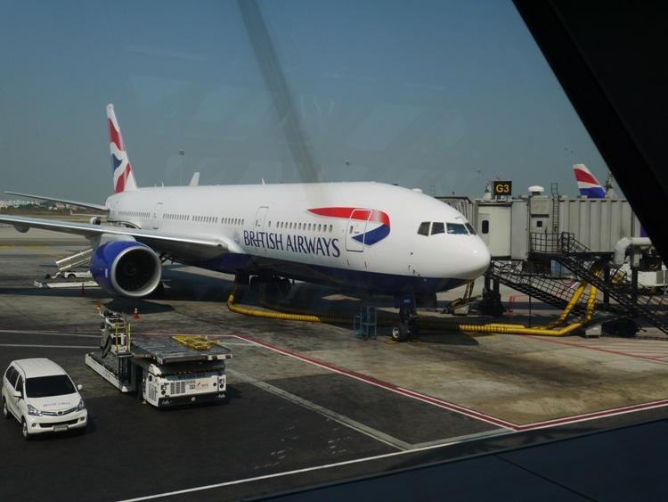 British Airways From Bangkok To London - Renegade Travels