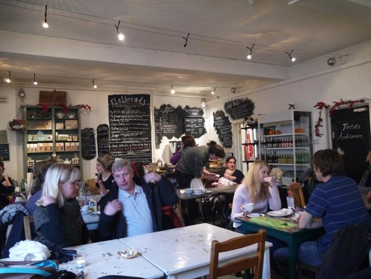 Chapel Arts Cafe, Bath