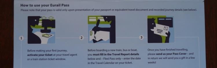 How To Use Your Eurail Pass In 3 Easy Steps